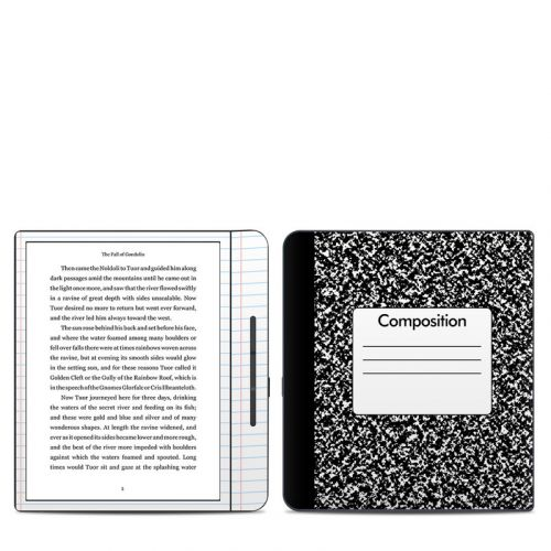 Composition Notebook Kobo Forma Skin