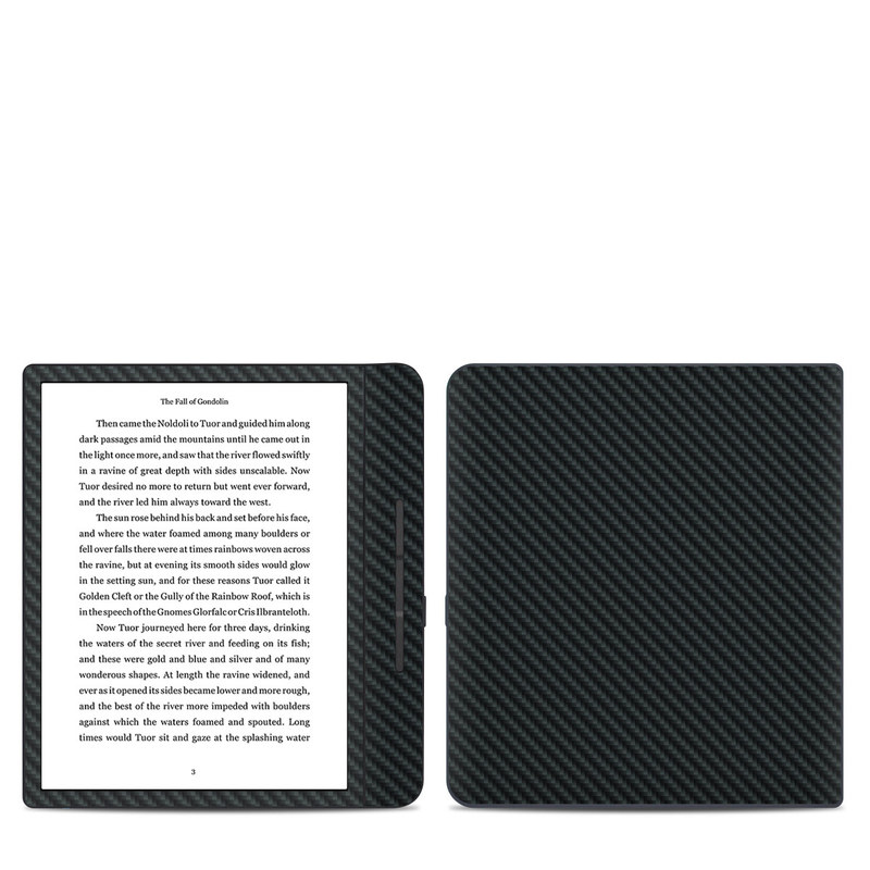 Kobo Forma Skin design of Green, Black, Blue, Pattern, Turquoise, Carbon, Textile, Metal, Mesh, Woven fabric with black colors