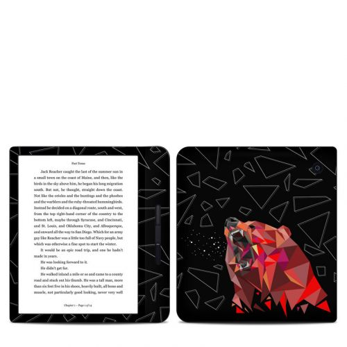 Bears Hate Math Kobo Libra H20 Skin