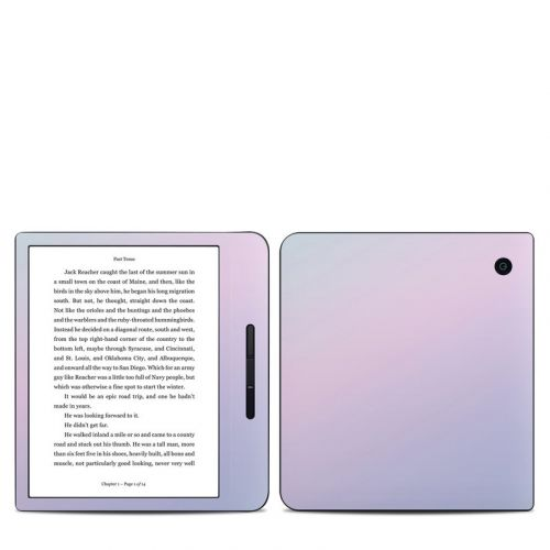 Cotton Candy Kobo Libra H20 Skin