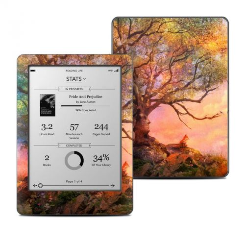 Fox Sunset Kobo Glo Skin