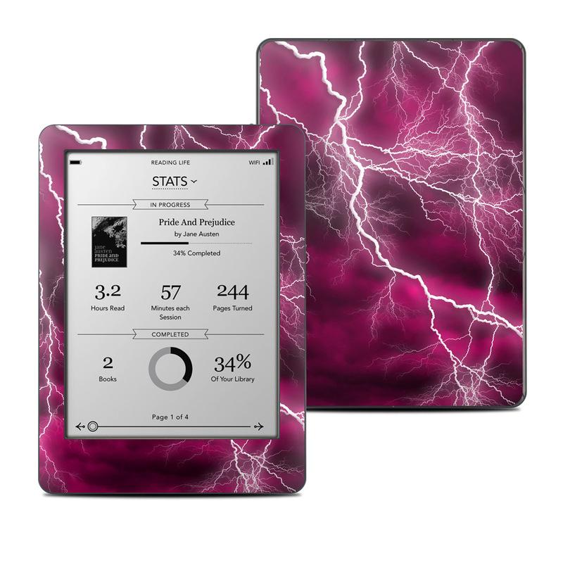 Apocalypse Pink Kobo Glo Skin