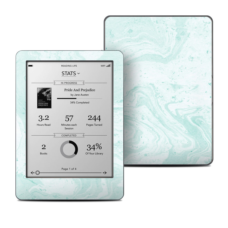 Winter Green Marble Kobo Glo Skin