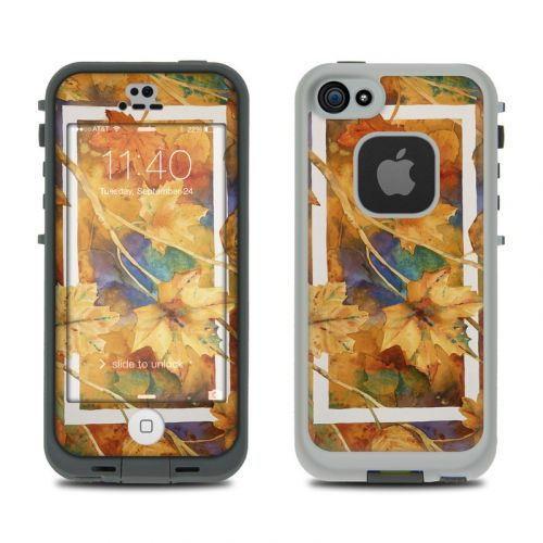 Autumn Days LifeProof iPhone SE, 5s fre Case Skin
