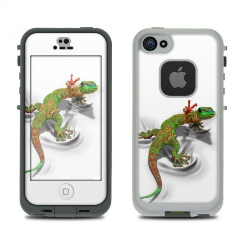 Gecko LifeProof iPhone SE, 5s fre Skin