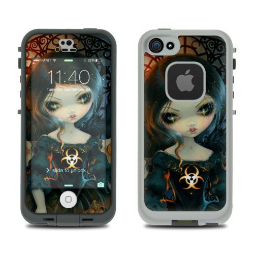 Pestilence LifeProof iPhone SE, 5s fre Skin