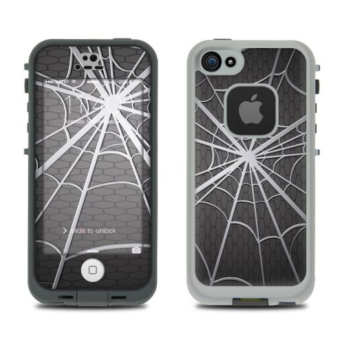 Webbing LifeProof iPhone SE, 5s fre Case Skin