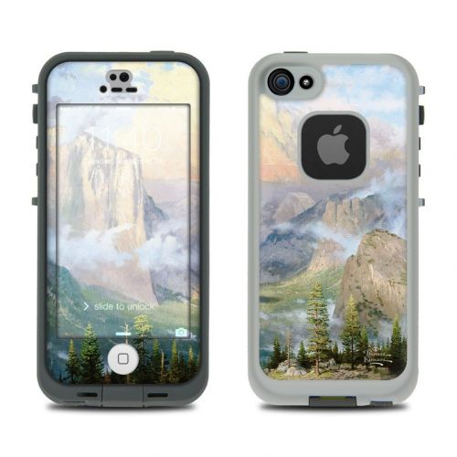 Yosemite Valley LifeProof iPhone SE, 5s fre Case Skin