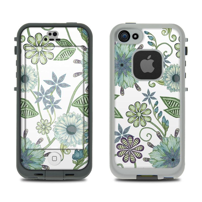 Antique Nouveau LifeProof iPhone SE, 5s fre Case Skin