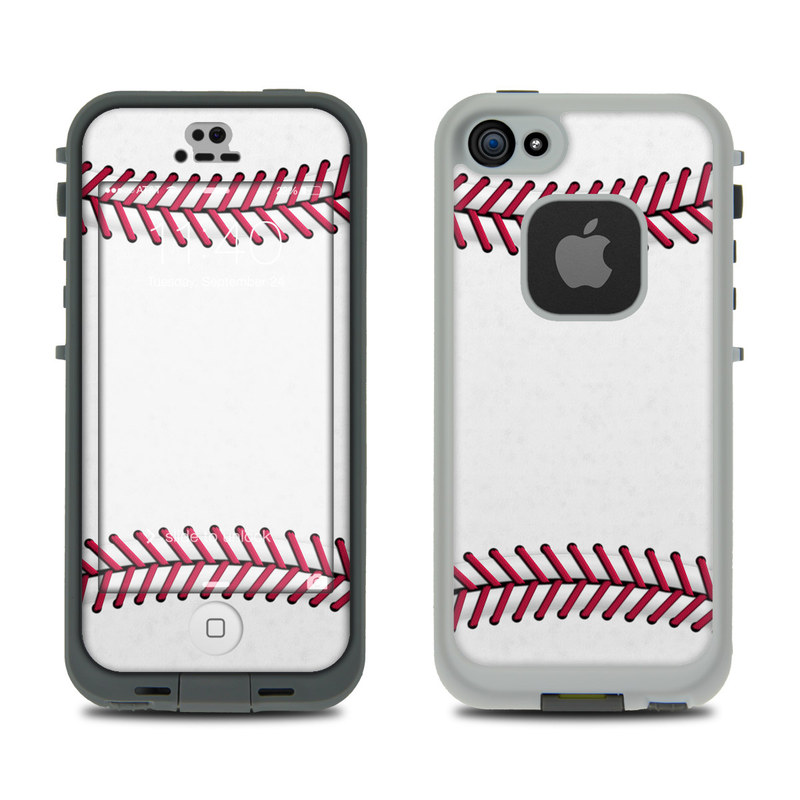 Baseball LifeProof iPhone SE, 5s fre Case Skin