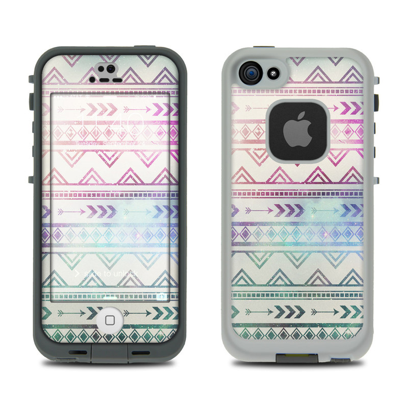 Bohemian LifeProof iPhone SE, 5s fre Case Skin