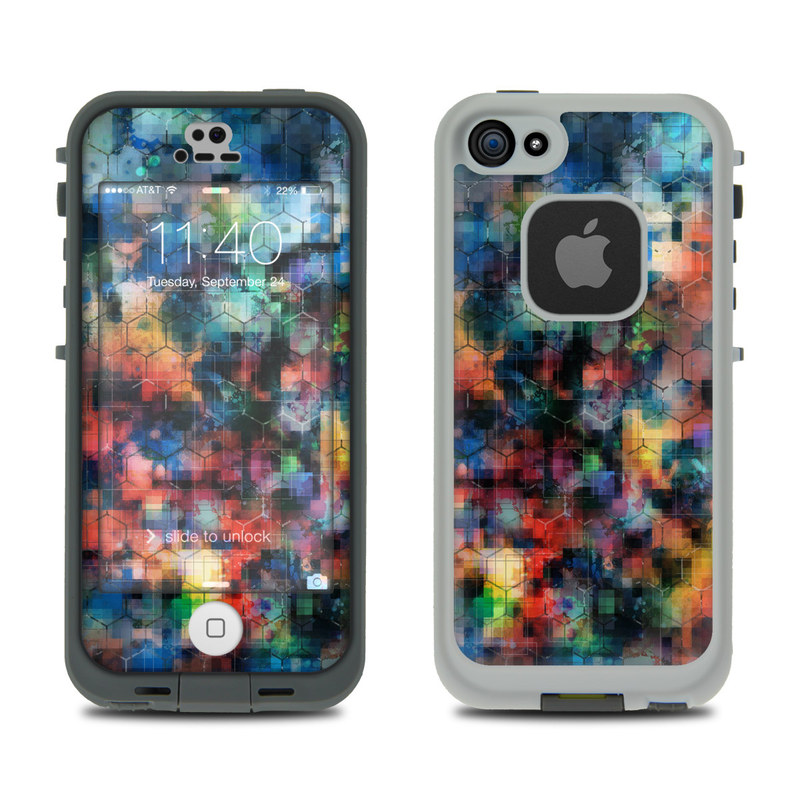 Circuit Breaker LifeProof iPhone SE, 5s fre Case Skin