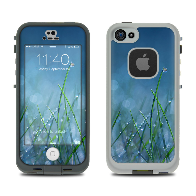 Dew LifeProof iPhone SE, 5s fre Skin