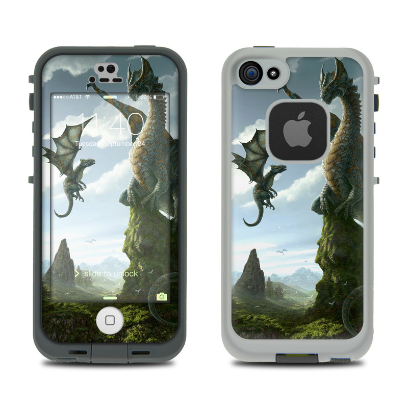 First Lesson LifeProof iPhone SE, 5s fre Case Skin