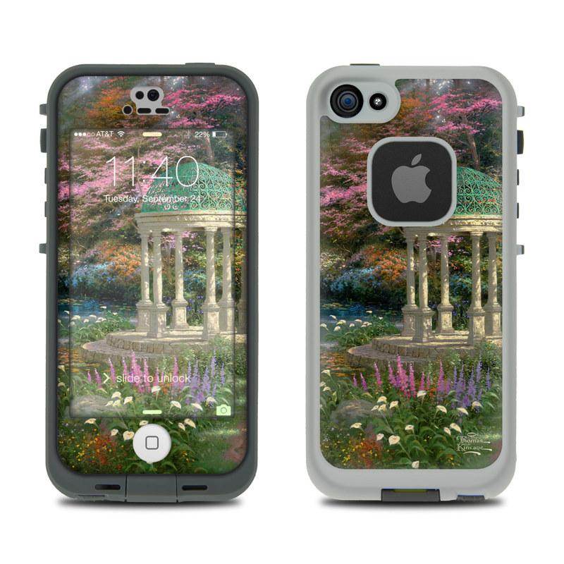 Garden Of Prayer LifeProof iPhone SE, 5s fre Skin