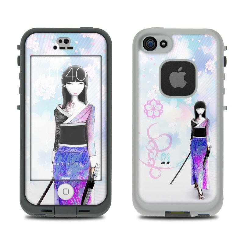 Kokeshi Haru LifeProof iPhone SE, 5s fre Skin