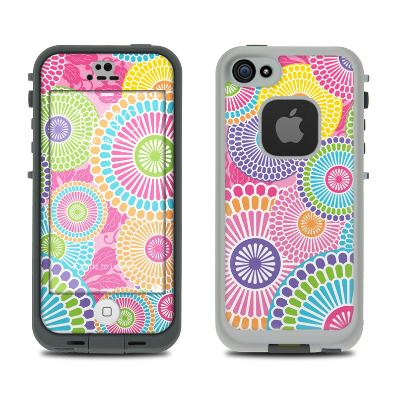 Kyoto Springtime LifeProof iPhone SE, 5s fre Case Skin
