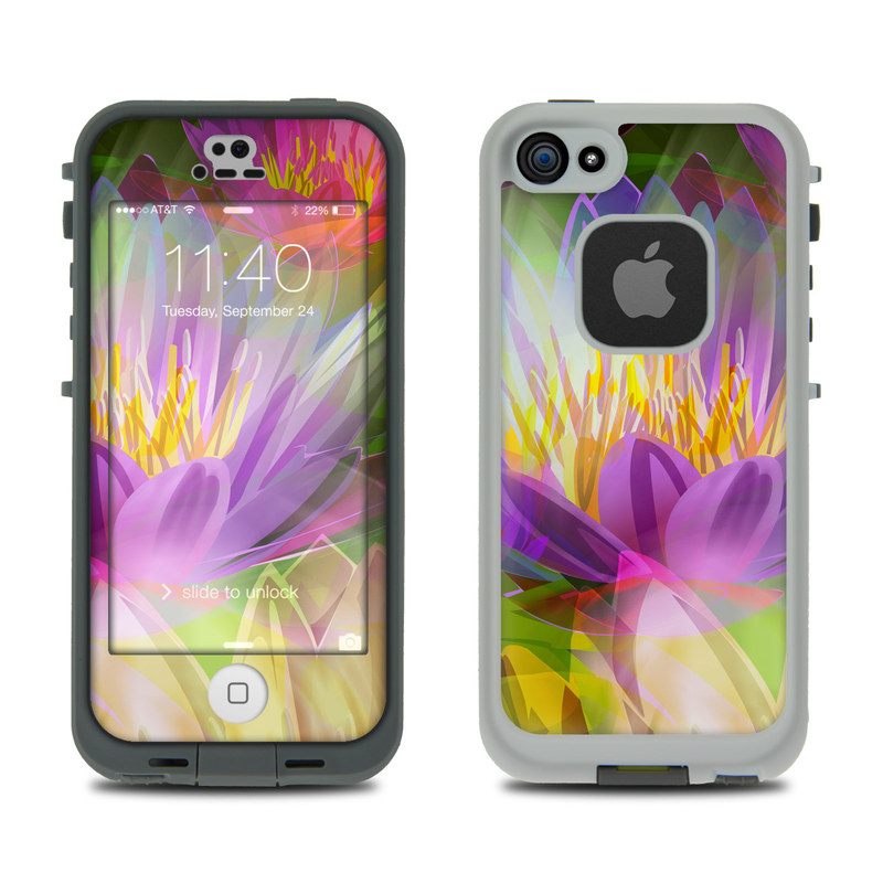 Lily LifeProof iPhone SE, 5s fre Skin