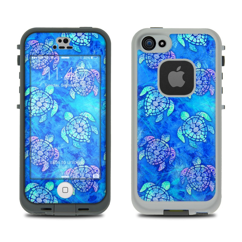 Mother Earth LifeProof iPhone SE, 5s fre Case Skin