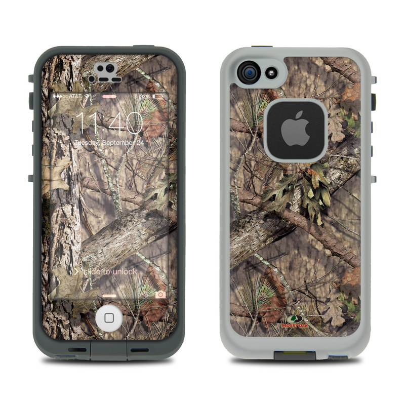 Break-Up Country LifeProof iPhone SE, 5s fre Case Skin