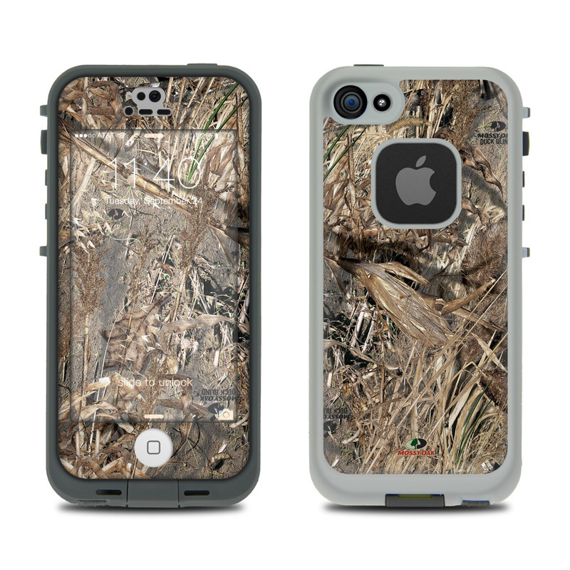 Duck Blind LifeProof iPhone SE, 5s fre Skin
