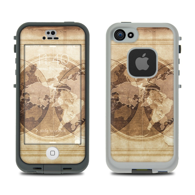 Quest LifeProof iPhone SE, 5s fre Skin