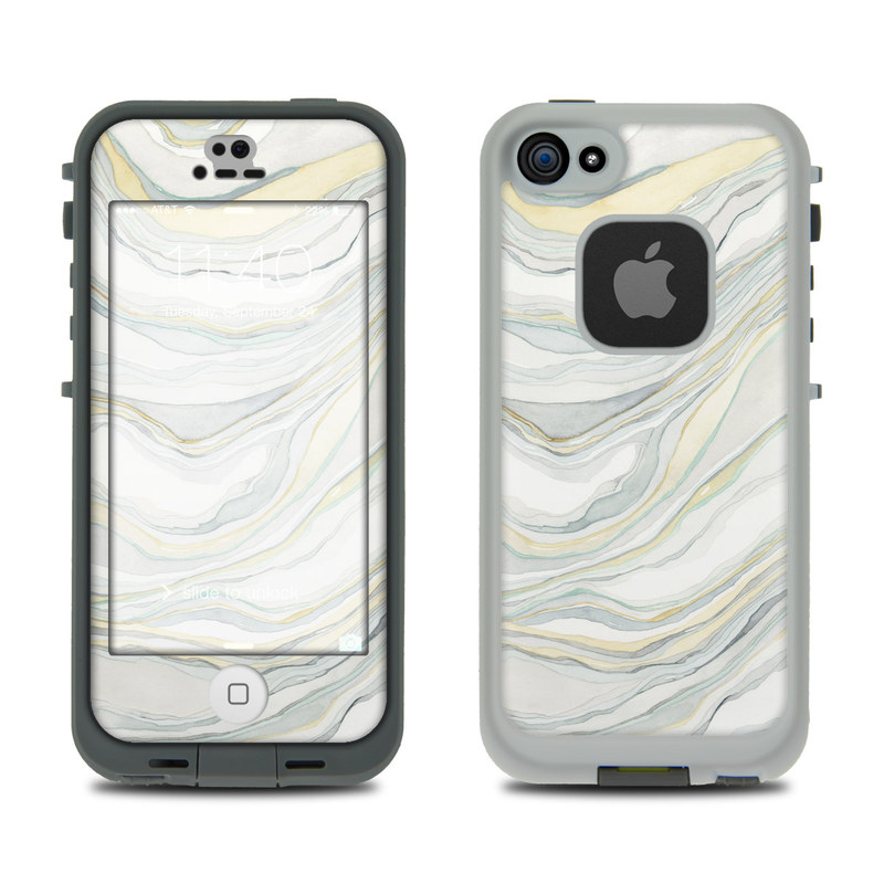 Sandstone LifeProof iPhone SE, 5s fre Case Skin