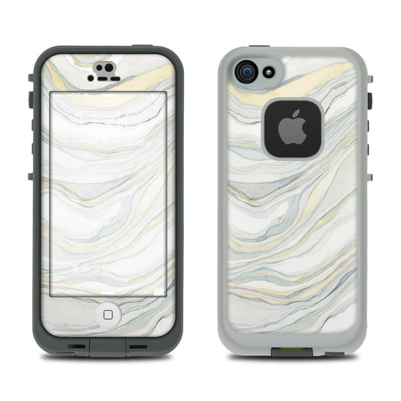 Sandstone LifeProof iPhone SE, 5s fre Skin