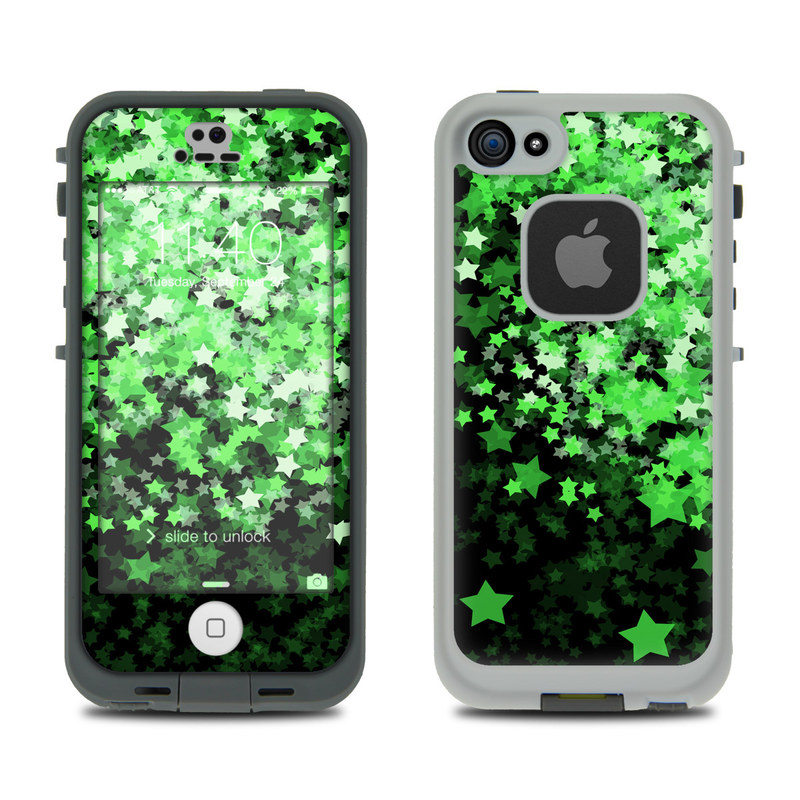 Stardust Spring LifeProof iPhone SE, 5s fre Skin