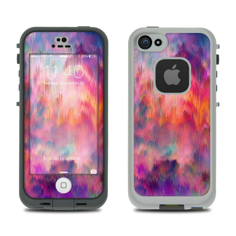 Sunset Storm LifeProof iPhone SE, 5s fre Case Skin