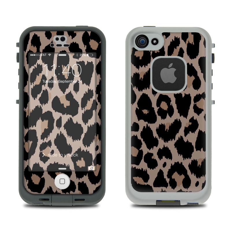 Untamed LifeProof iPhone SE, 5s fre Case Skin