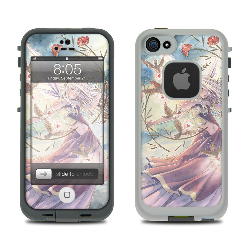 The Leap LifeProof iPhone 5 Skin
