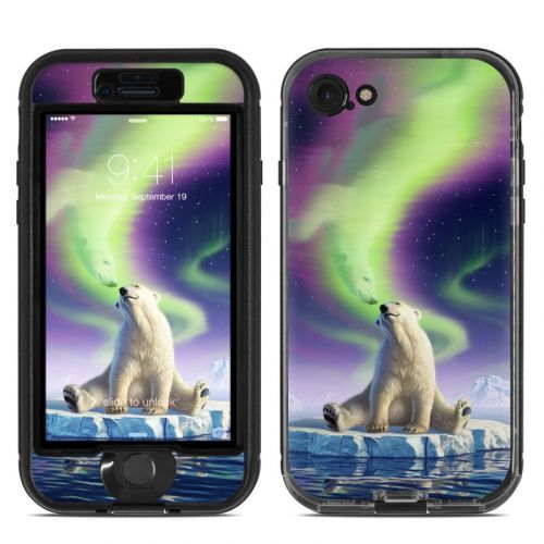 Arctic Kiss LifeProof iPhone 7 nuud Case Skin