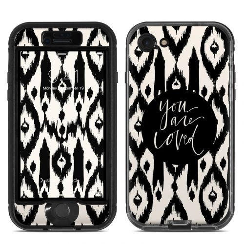 You Are Loved LifeProof iPhone 8 nuud Case Skin