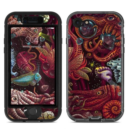 C-Pods LifeProof iPhone 7 nuud Case Skin
