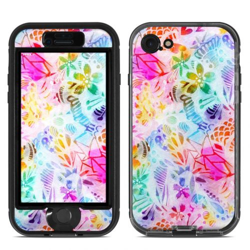 Fairy Dust LifeProof iPhone 7 nuud Case Skin