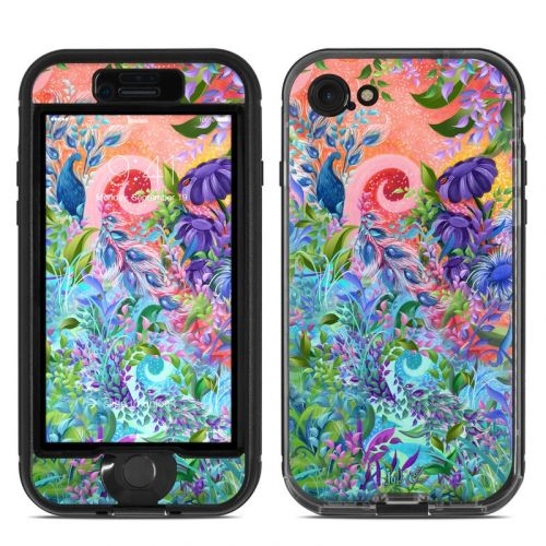 Fantasy Garden LifeProof iPhone 8 nuud Case Skin