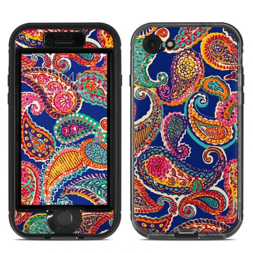 Gracen Paisley LifeProof iPhone 7 nuud Case Skin