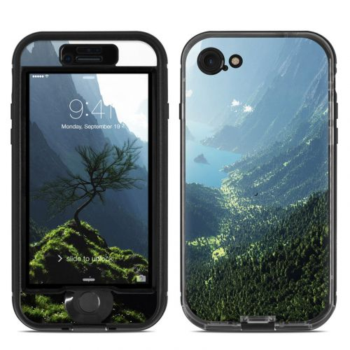 Highland Spring LifeProof iPhone 7 nuud Case Skin