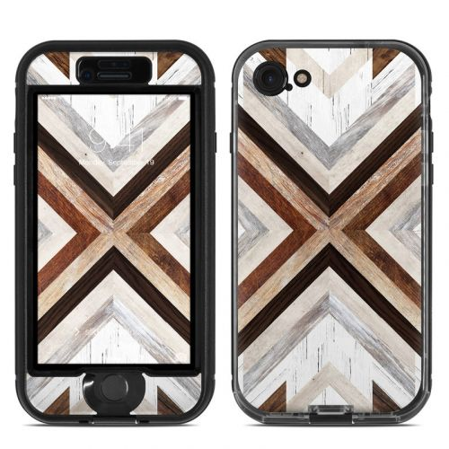 Timber LifeProof iPhone 8 nuud Case Skin