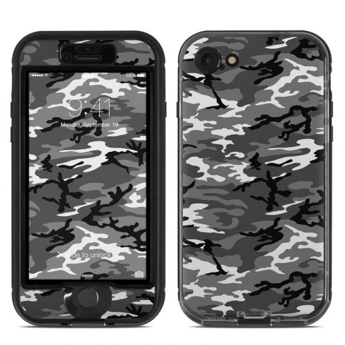 Urban Camo LifeProof iPhone 7 nuud Skin