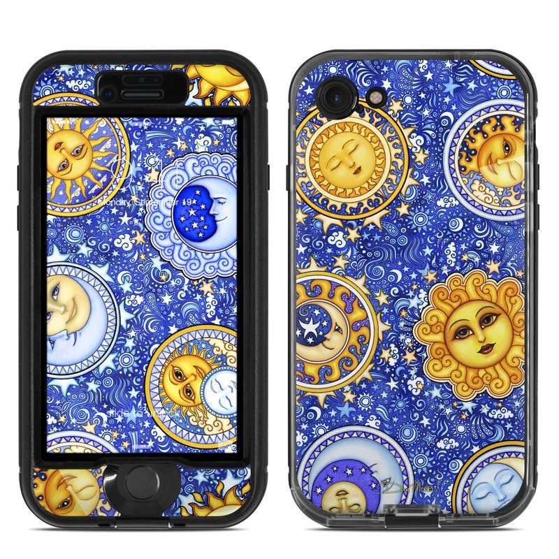 Heavenly LifeProof iPhone 8 nuud Case Skin