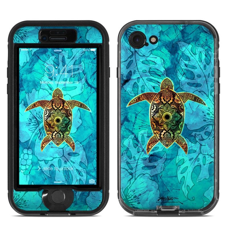Sacred Honu LifeProof iPhone 8 nuud Case Skin