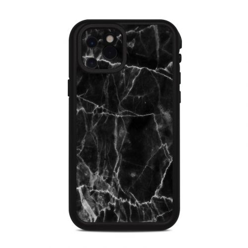 Black Marble Lifeproof iPhone 11 Pro fre Case Skin