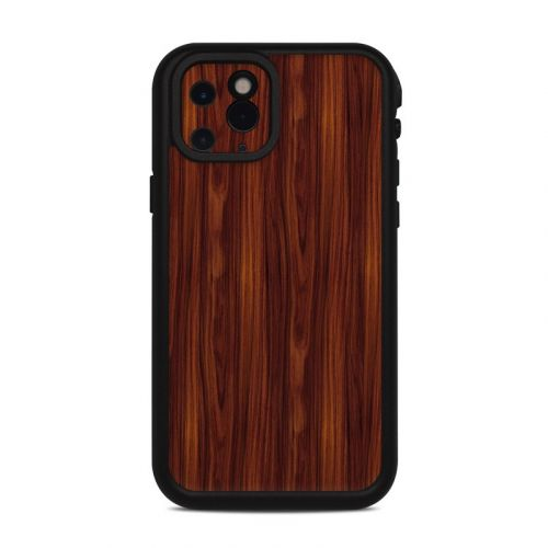 Dark Rosewood Lifeproof iPhone 11 Pro fre Case Skin