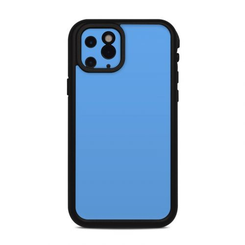 Solid State Blue Lifeproof iPhone 11 Pro fre Case Skin