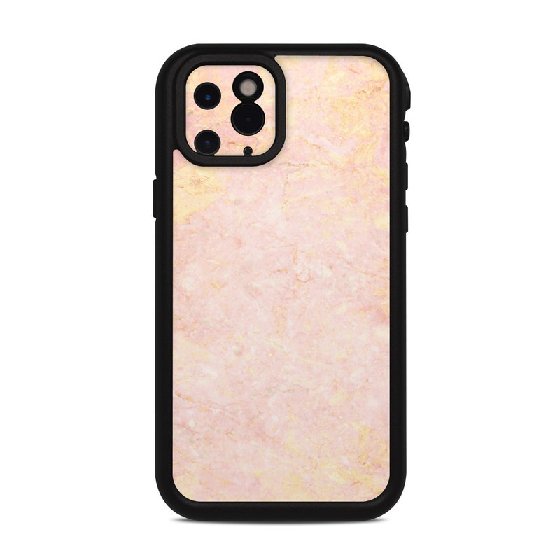 Rose Gold Marble Lifeproof Iphone 11 Pro Fre Case Skin Istyles