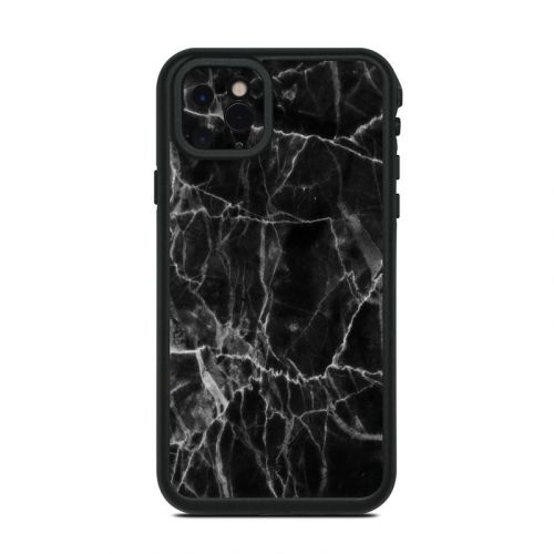 Black Marble Lifeproof iPhone 11 Pro Max fre Case Skin