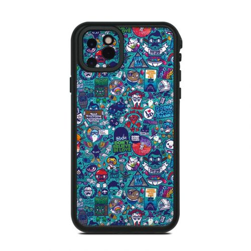 Cosmic Ray Lifeproof iPhone 11 Pro Max fre Case Skin