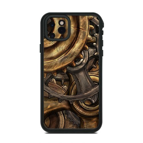 Gears Lifeproof iPhone 11 Pro Max fre Case Skin